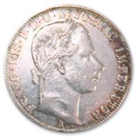 1 Florin, 1861